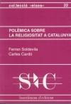 Polèmica sobre la religiositat a Catalunya